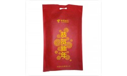 中国电信新年礼品袋
